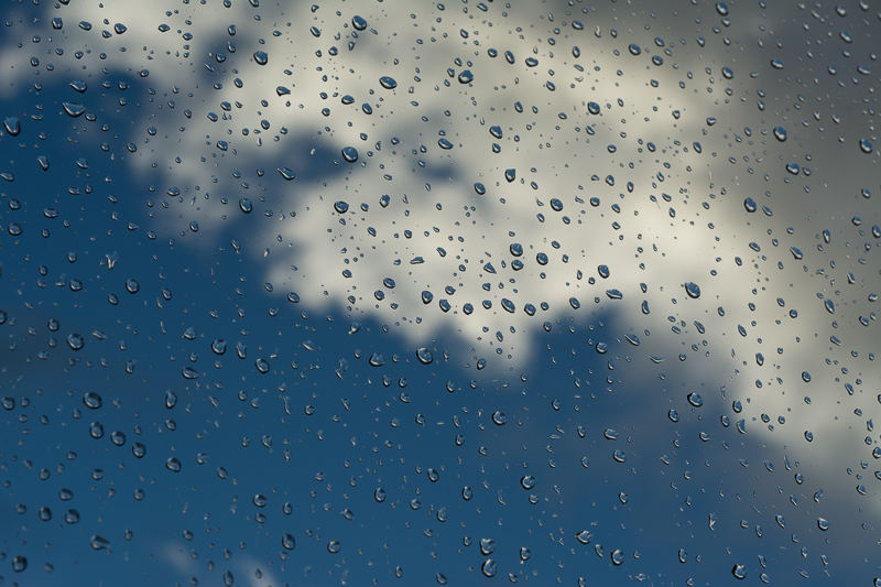 Rain and Sky